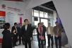 上海市浦东新区常委、宣传部部长王宏舟莅临文化装备应用示范中心调研、视察